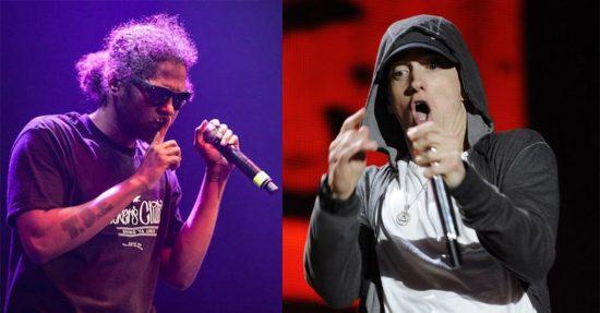 Ab-Soul включил Эминема в свою «пятёрку лучших артистов»