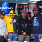 Westside Gunn, Conway & Benny visit Sway In The Morning