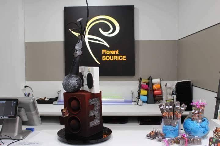 Французский кондитер посвятил Эминему свою фигуру из шоколада