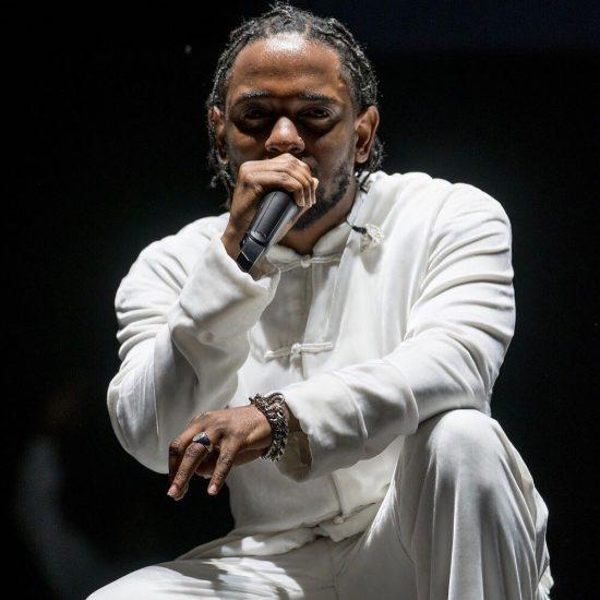 Kendrick Lamar Coachella 2017 by Jeff Lombardo