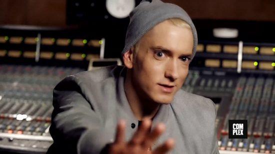 Девчонка «давай с тобой выйдем» из шоу Dr. Phil встретилась с продюсерами Eminem'а