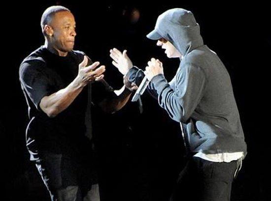 Eminem Dr. Dre Relapse