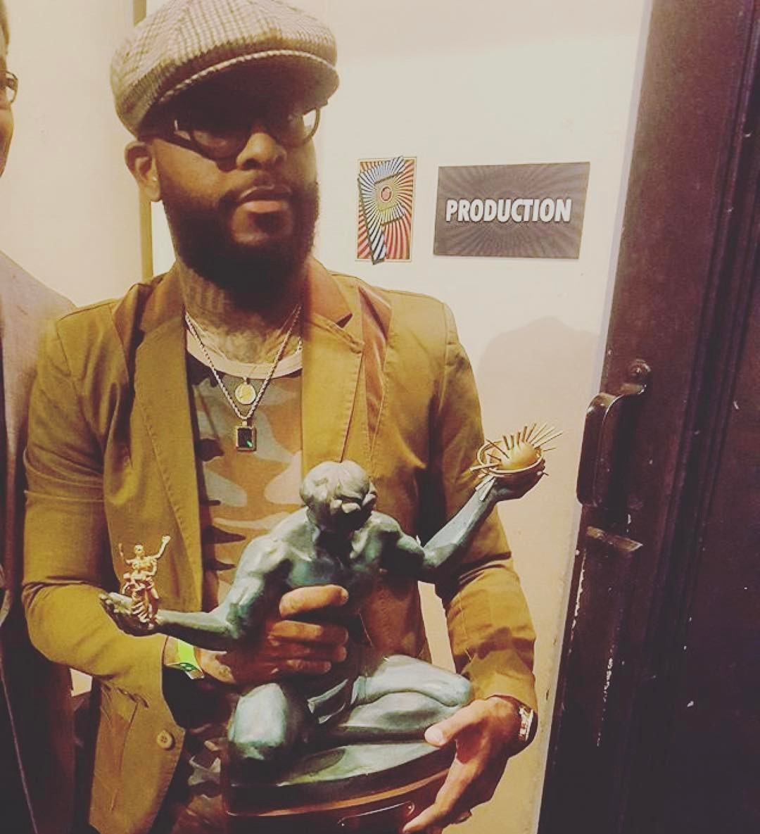 Royce 5'9 получил награду «Дух Детройта» на Detroit Music Awards