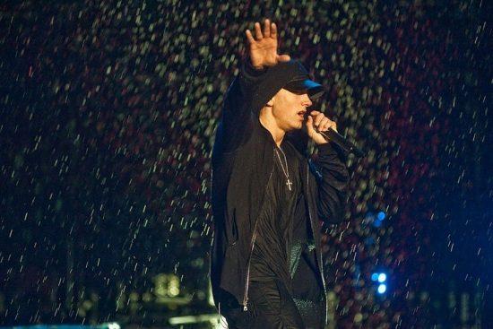 Eminem сделал пожертвование семьям, пострадавшим от террористической атаки в Манчестере