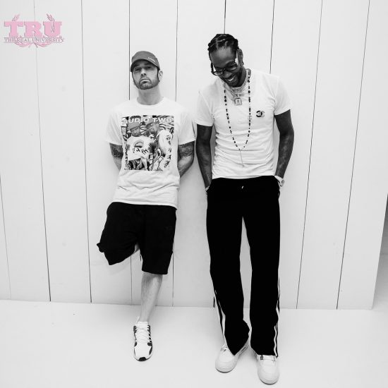2017.06.24 - Eminem and 2 Chainz