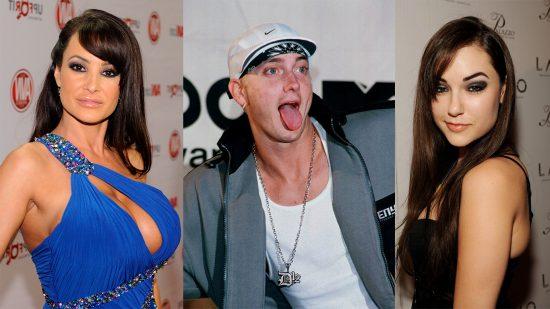 Топ-5 порнозвёзд, которые снимались в клипах Эминема