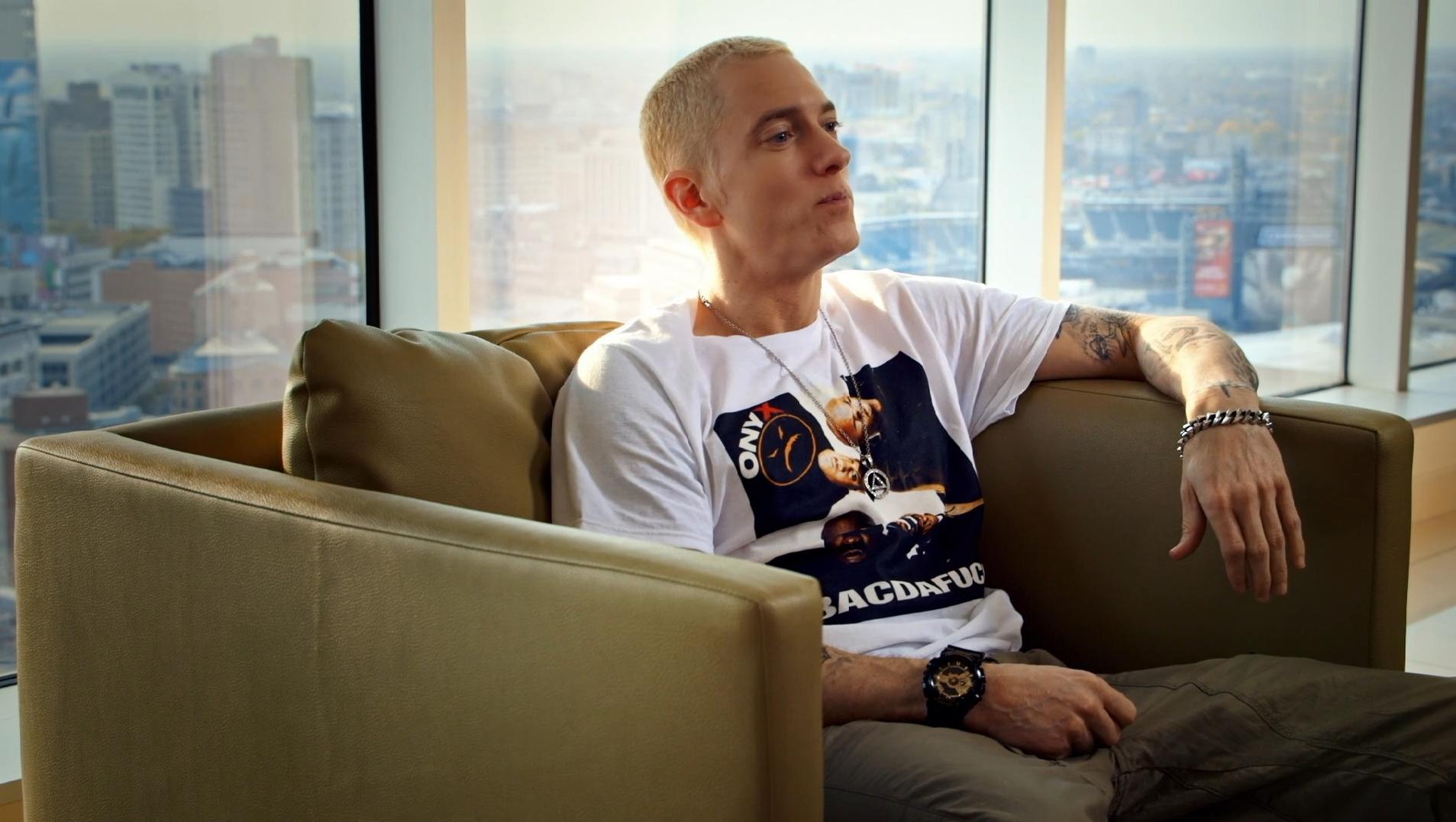 Eminem: Я хочу, чтобы Dr. Dre сделал альбом!