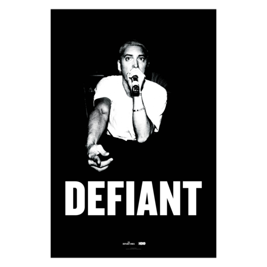 The Defiant Ones Poster (Limited Edition) $ 20.00