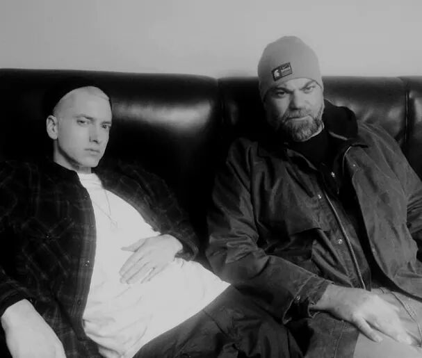 Eminem and Paul Rosenberg