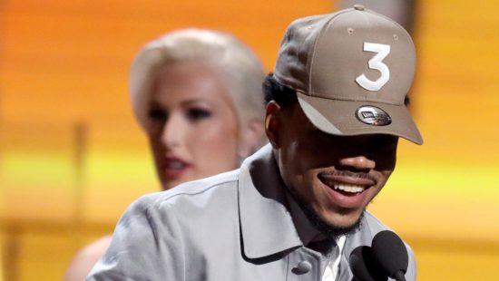 Chance the Rapper извинился перед Dr. dre