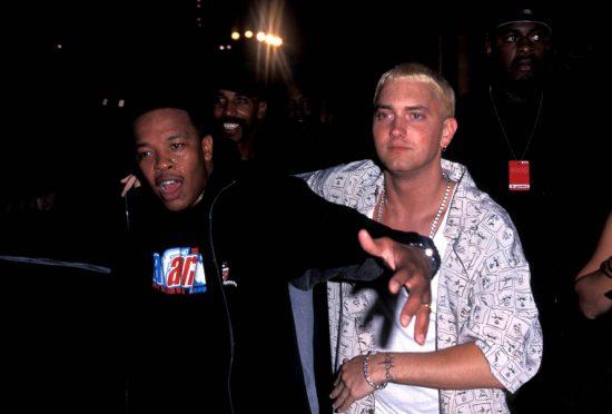 Напутствие молодому Эминему от Dr. Dre в новом промо-видео фильма «The Defiant Ones»