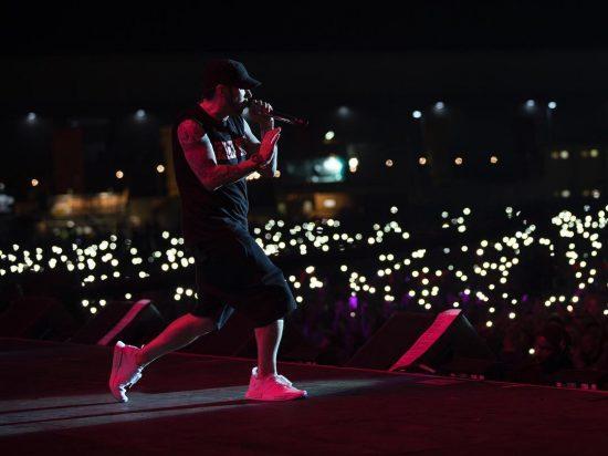 Eminem Reading Festival 2017