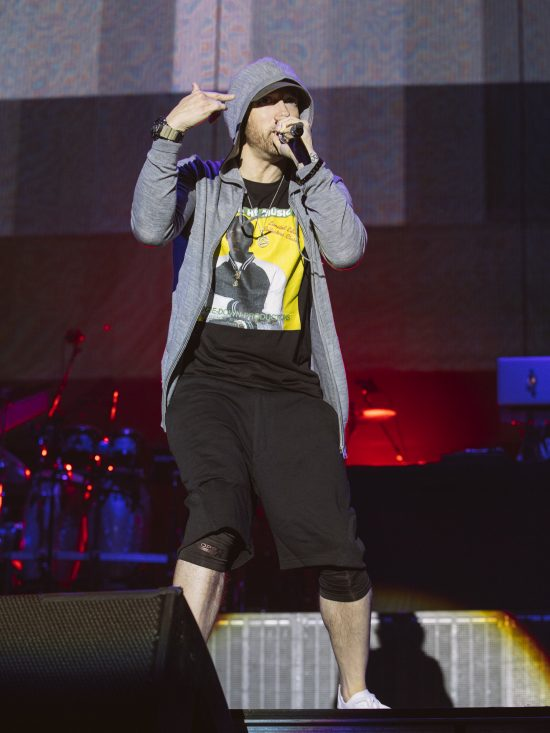 Eminem @ Glasgow Summer Sessions