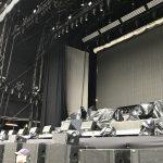 Glasgow Summer Sessions 2017 стоим у сцены в первом ряду