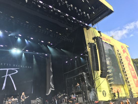 Leeds festival 2017, Eminem, сцена, сцена день третий, Юлия Подольская