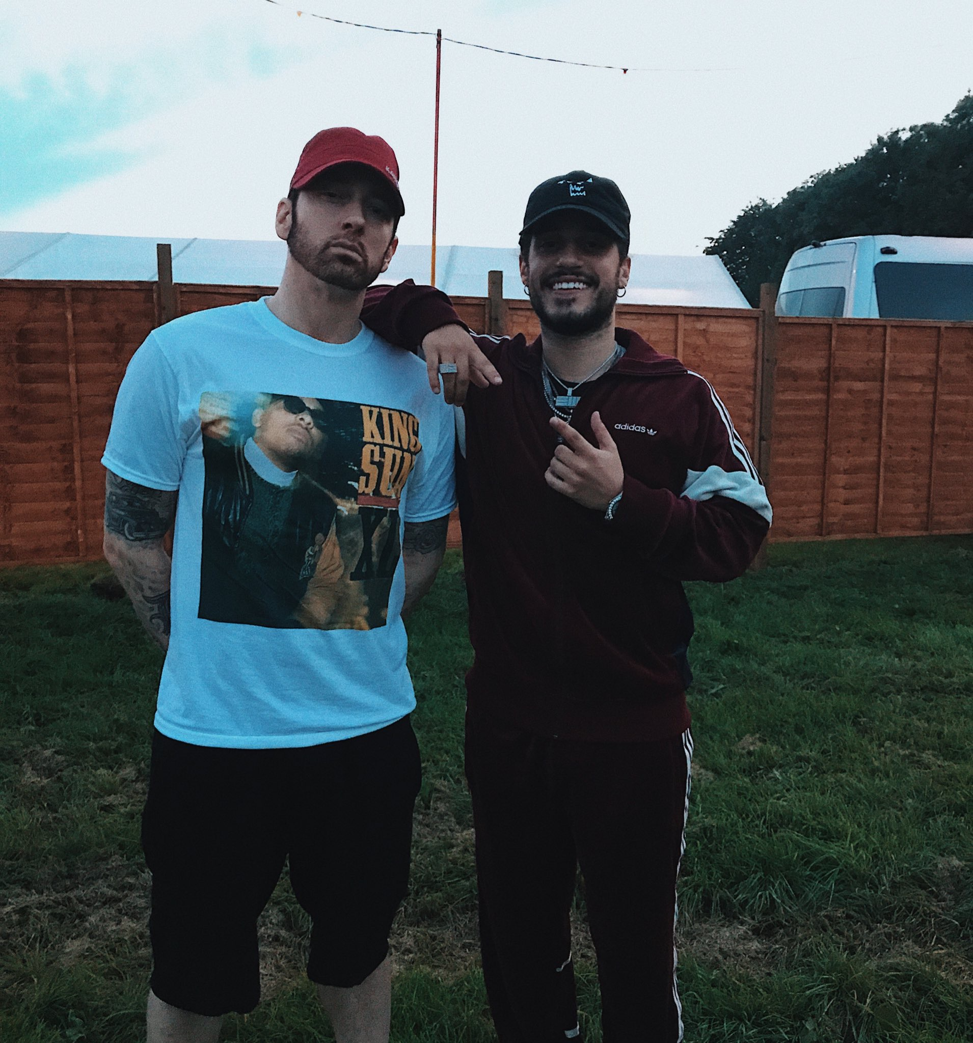 Eminem and Russ