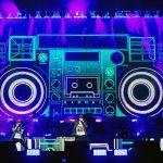 Leeds festival 2017, Eminem и Mr. Porter, фото Jeremy Deputat