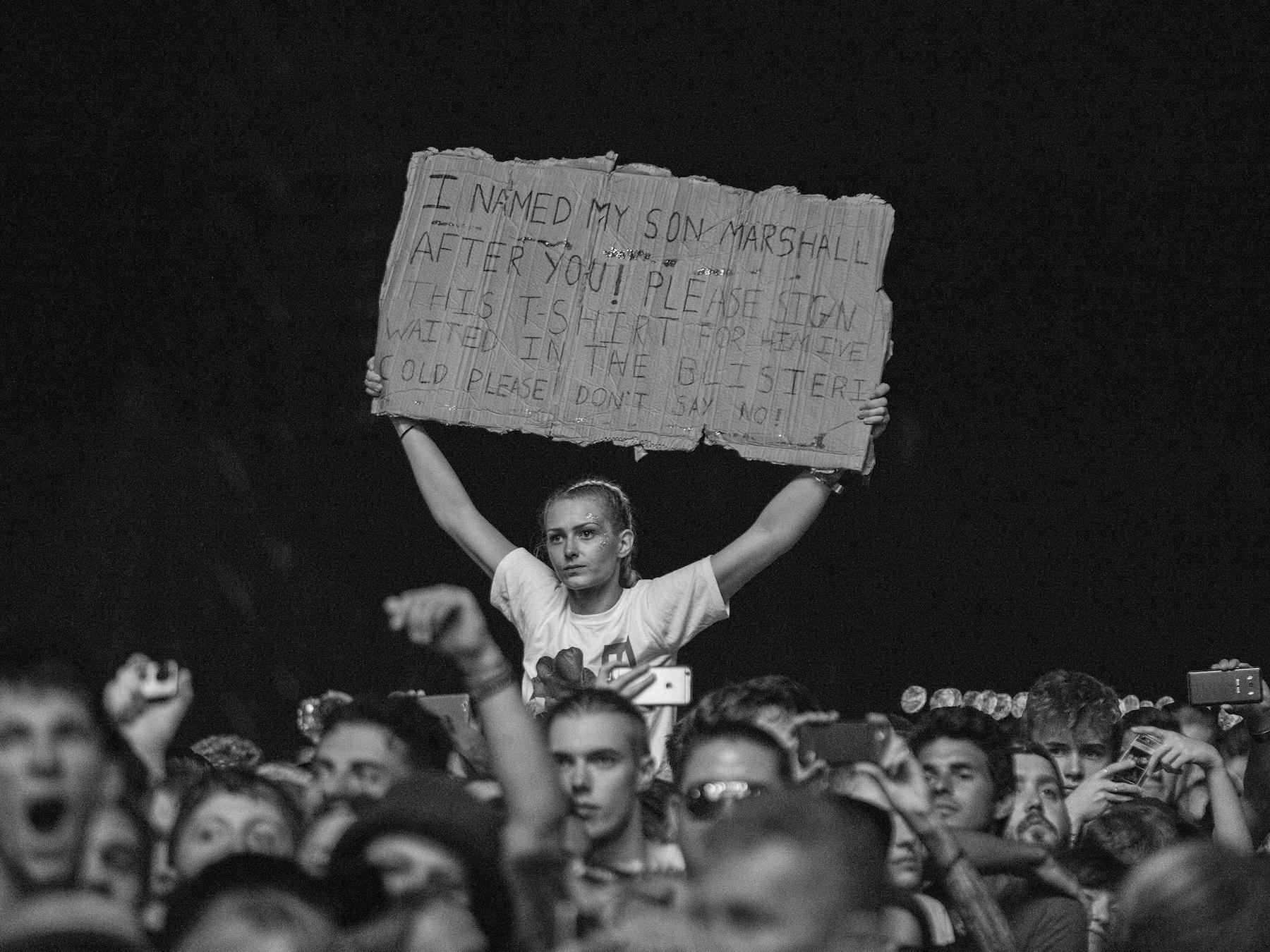 Reading festival 2017, Mr. Porter, фото Jeremy Deputat