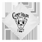 Бандана «Camp Shady Bandana in White»
