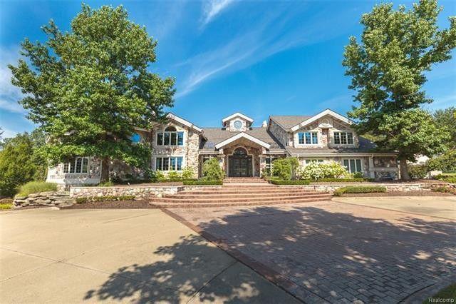 Eminem продает свой Мичиганский особняк