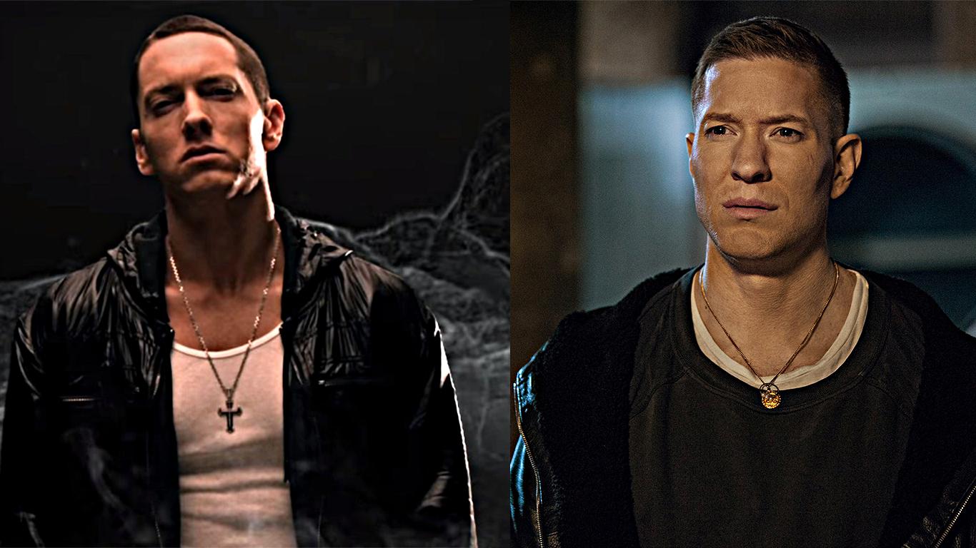Eminem «появился» в последнем эпизоде сериала 50 Cent «Power» («Власть в ночном городе»)