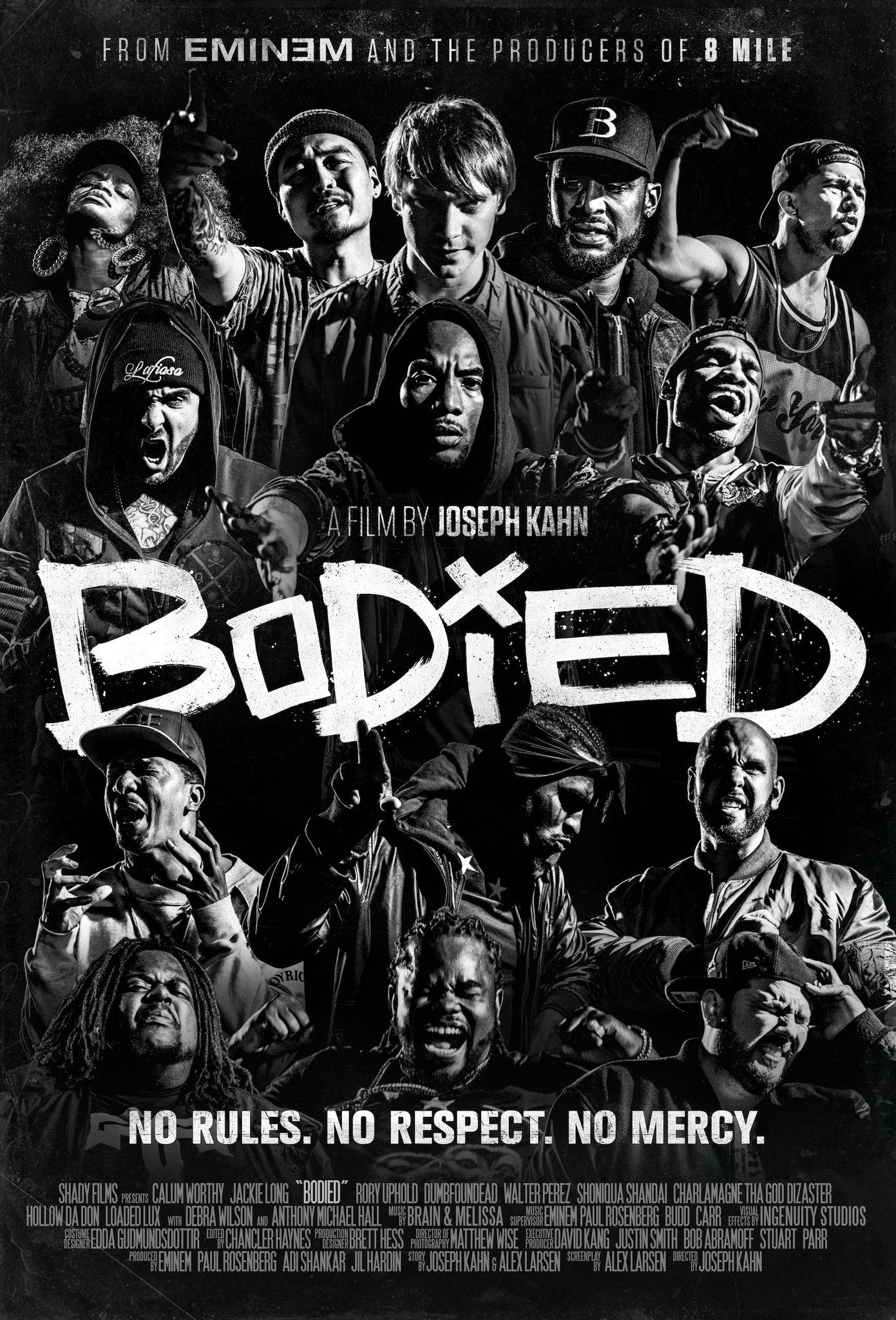 Eminem x Bodied