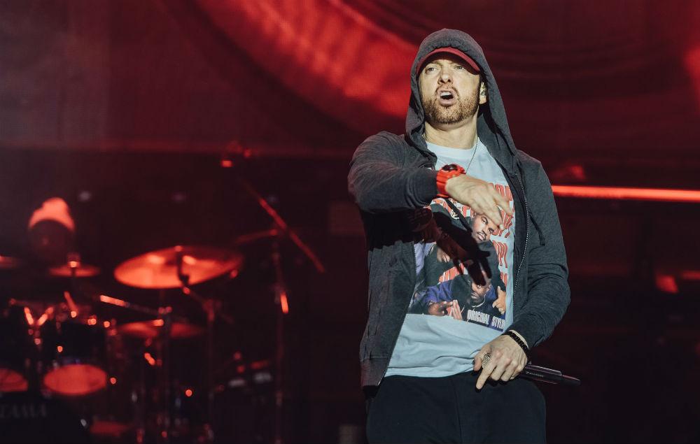 Eminem Leeds Festival 2017