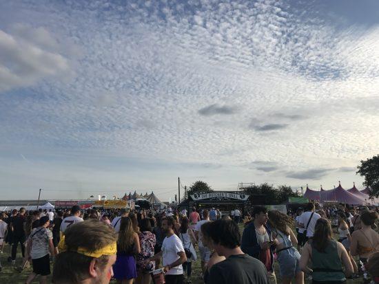 Reading Festivale 2017, день первый, фото Игорь Басенко