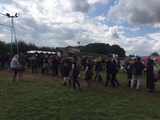 Leeds festival 2017, Eminem, фото Юлия Подольская