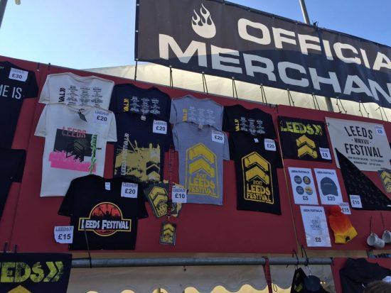 Leeds festival 2017, Eminem, сцена, мерчендайз, Юлия Подольская