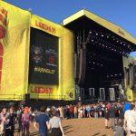 Leeds festival 2017, Eminem, сцена, фото Юлия Подольская