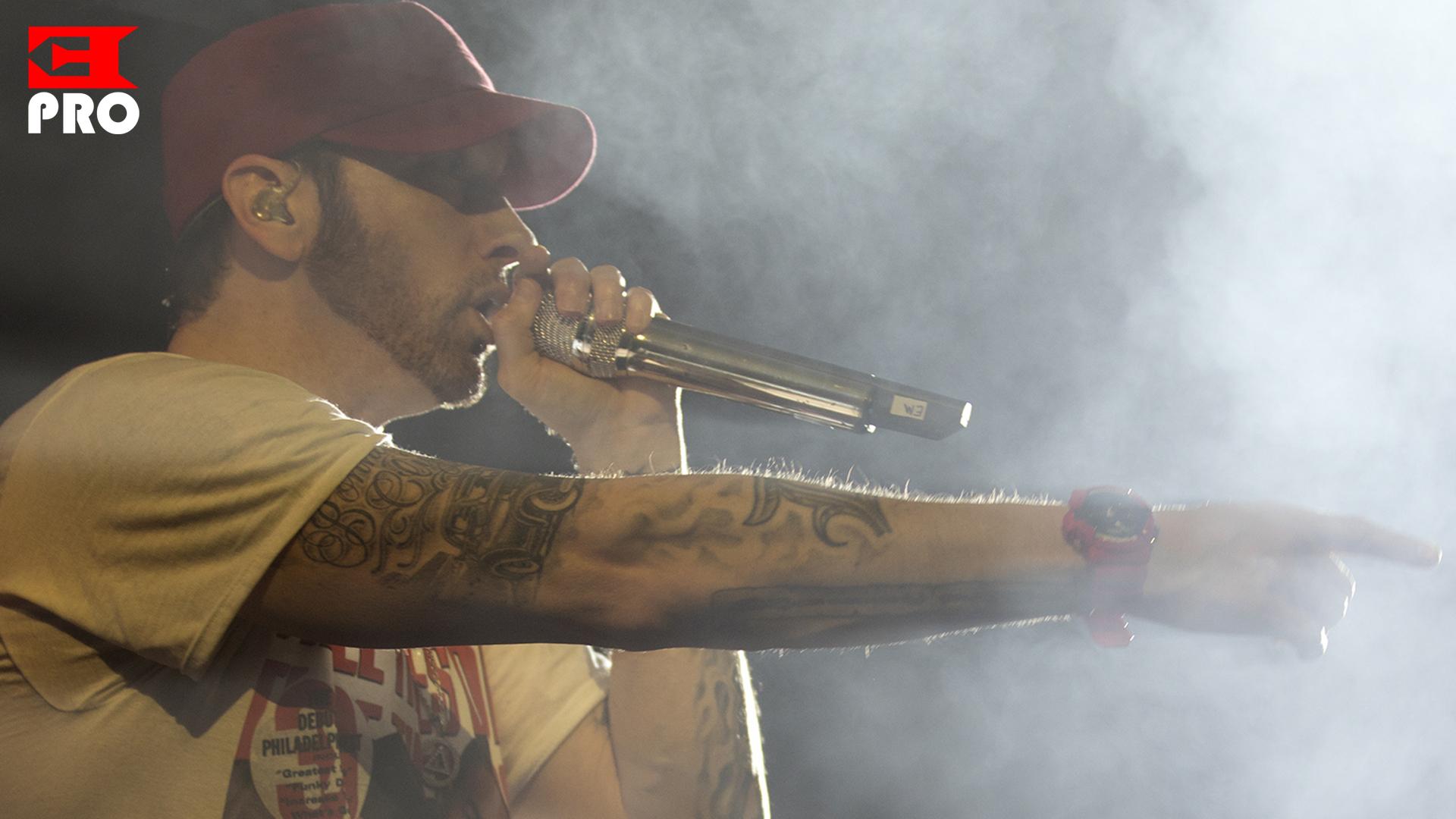 Eminem Live at Bramham Park, Leeds, England, 27.08.2017 (Leeds Festival 2017, Full Concert, 1080p)