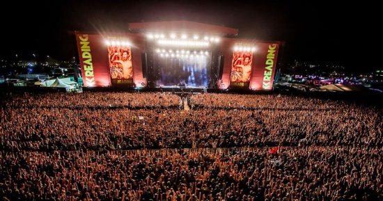 Major Lazer на Reading Festival 2017