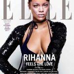 Rihanna Eminem Elle 2017 2