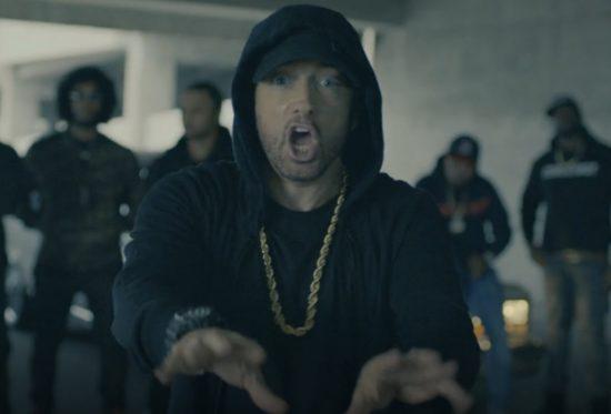 Eminem «уничтожил» Дональда Трампа своим мощным сайфером на BET Hip Hop Awards 2017