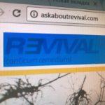 Один из наших читателей подметил сходство логотипа REVIVAL с логотипом EMINEM.