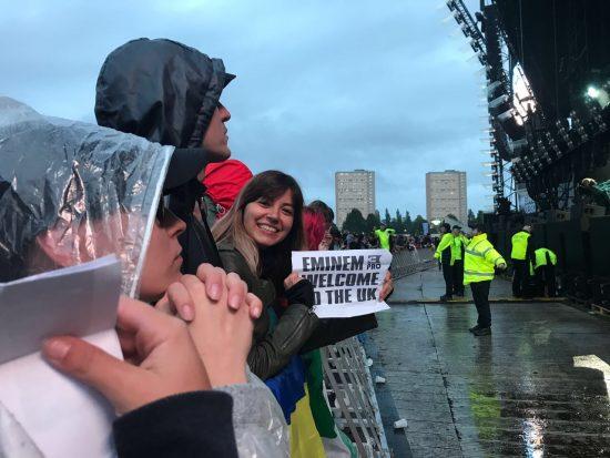Shady Summer UK: Я ему «Маршалл, давай тур!», или Как я побывала на концертах Эминема