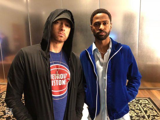 Eminem поприветствовал Detroit Pistons на открытии сезона NBA