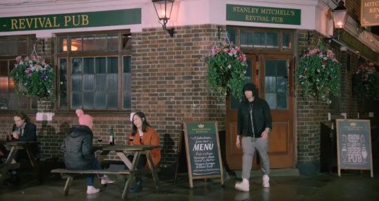 Eminem спрятал пасхалку «Revival» в своём выступлении на MTV EMA 2017