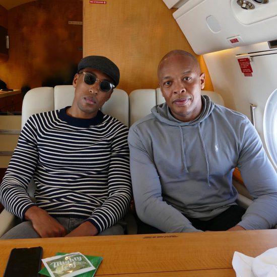 Мы предполагаем, что вторым треком станет композиция «I Need A Doctor». Креативный директор Betas 1 и глава по контенту сервиса Apple Music - Larry Jackson, сообщил, что посетил с Dr. Dre Нью-Йорк. Возможно, Dr. Dre посетил съёмки для SNL вместе с Эминемом.