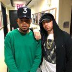 Полная запись выступления Eminem'а на шоу Saturday Night Live