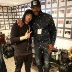2017.11.18 - Eminem and Ed Lover @ SNL