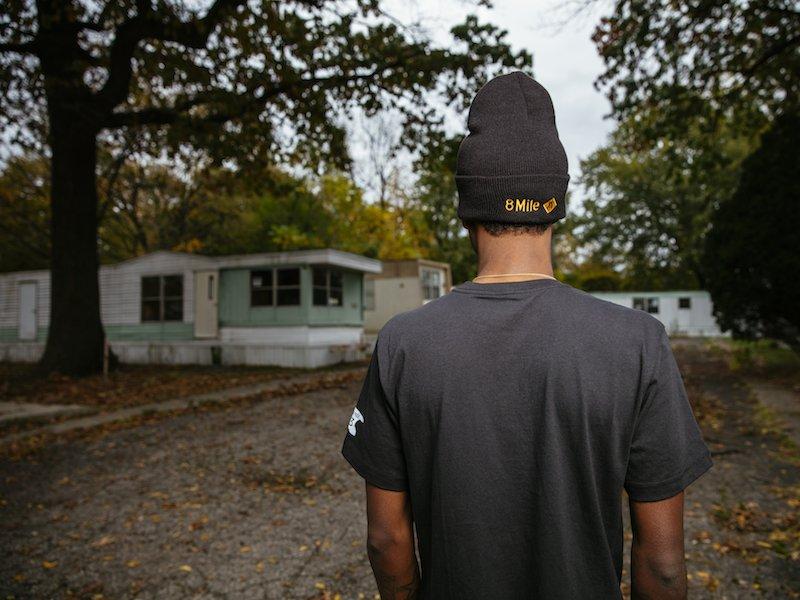 Eminem и Carhartt выпустят «юбилейную капсулу» «Восьмой мили»