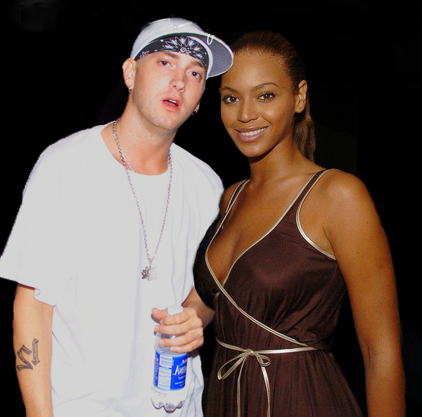 Eminem и Beyonce