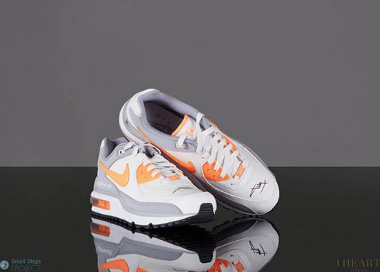 2015 Eminem Nike Air Max 90 Small Steps Project