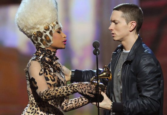 Nicki Minaj and Eminem