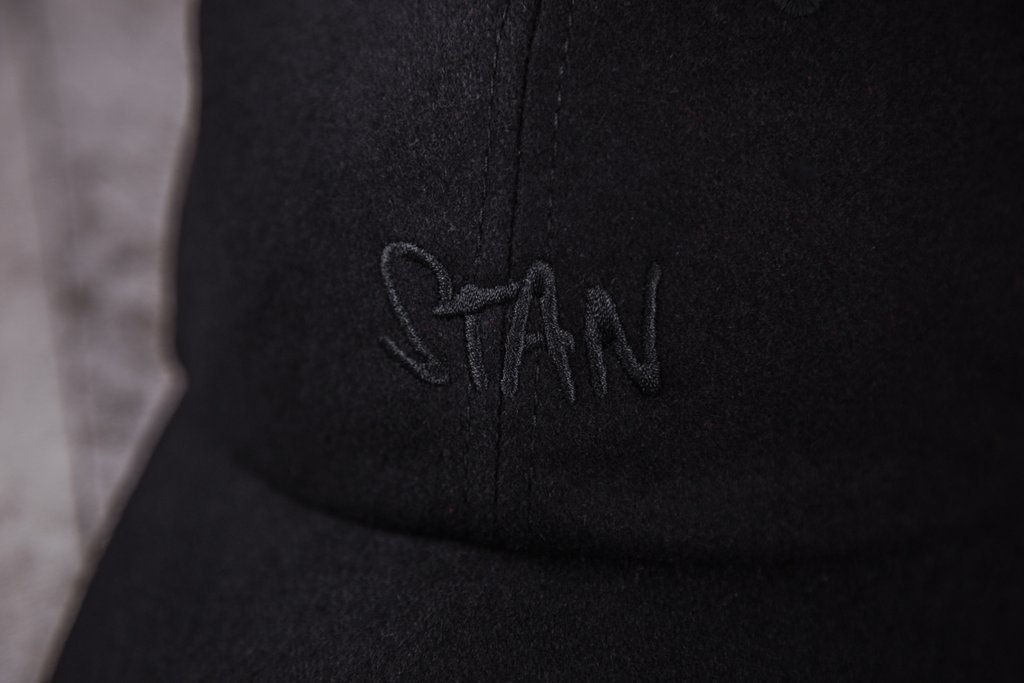 Stan Capsule - Volume 2: Black on Black for Black Friday. First access to the new collection at link in bio.