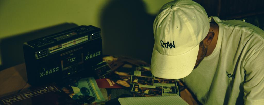 Мерчендайз «Stan Capsule - Volume 1» Eminem Худи