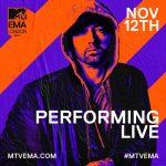 [Официально подтверждено] Eminem выступит на MTV EMA с новым треком «Walk On Water»