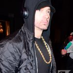SNL Host Chance the Rapper was spotted in great spirits after successfully hosting the show. He was joined by cast, crew and friends as they celebrated at Vandal for the after party. Adam Sandler, Chris Rock, Ben Stiller, Gayle King, Regina King, Clive Owen and Dr. Dre were just some of the guests at the star studded party. Eminem, who is notoriously low-key, skipped the party and headed straight for his hotel , surrounded by 5 bodyguards.